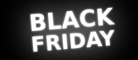 Descontos da Black Friday