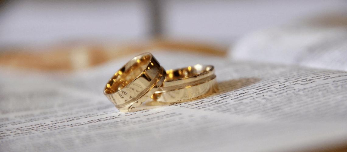 Alianças de Namoro, Noivado e Casamento, qual a diferença?
