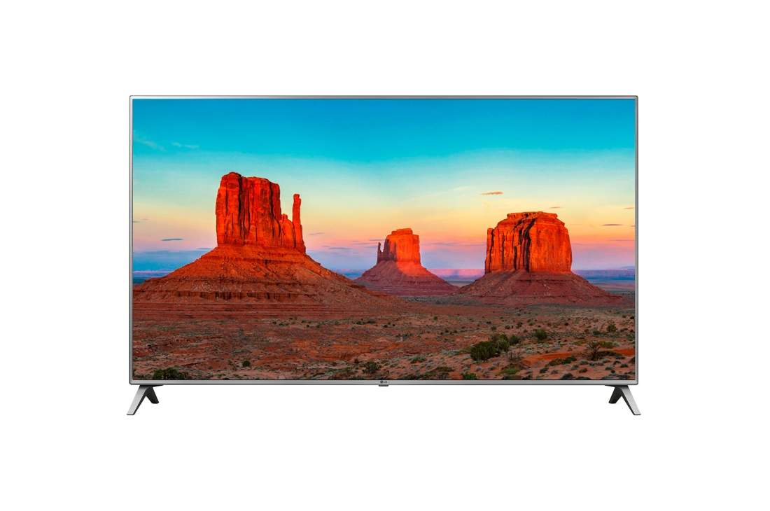 "Smart TV led 50"" LG 50UK6510PSF Ultra HD 4K"