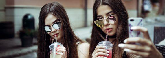 Óculos de sol feminino:  tendências para o verão 2019