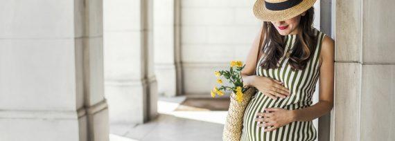 12 looks para grávidas incríveis para você brilhar