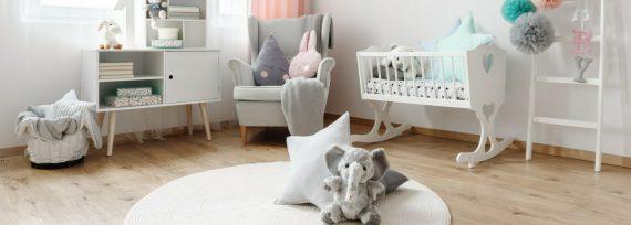 8 dicas para decoração de quarto de menina