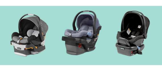 Bebê conforto ou cadeirinha: qual é a adequada para seu bebê