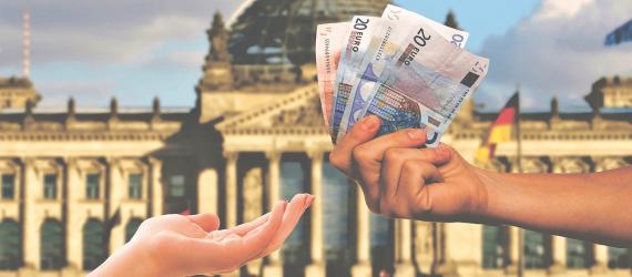 Como levar dinheiro para o exterior?