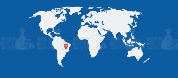 Como enviar dinheiro do exterior para o Brasil?